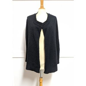 Anthropologie Ruby Moon Black Cardigan Small